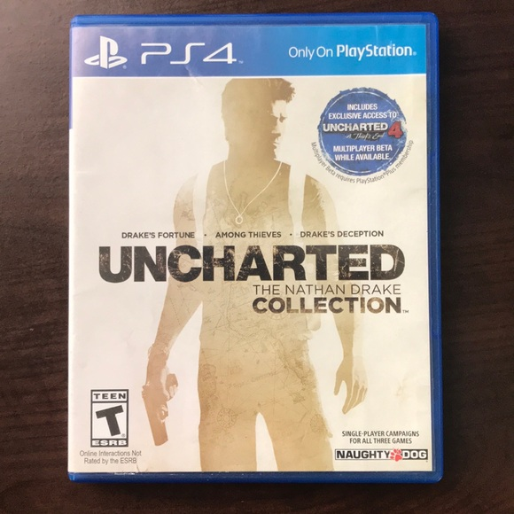 Sony Other - Uncharted